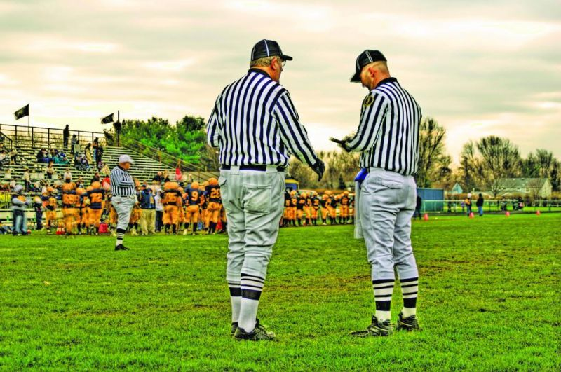 Wayne College offers sports officiating course