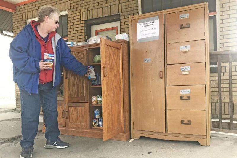 Wayne County churches inspired to open food pantries