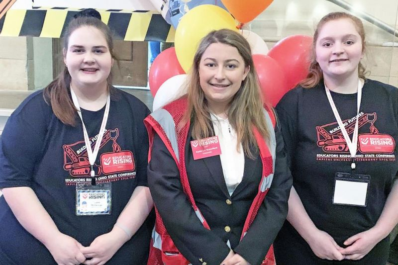 WCSCC students place at conference