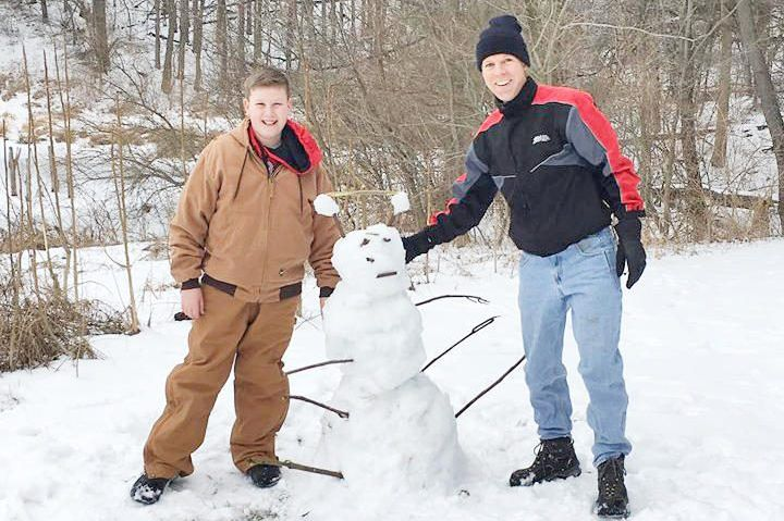 Winter hike at NJC encourages health and wellness