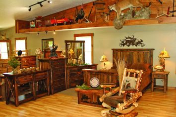 Miller's Rustic Furniture